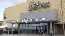 Los Polinesios en el Tour de los estudios de Harry Potter