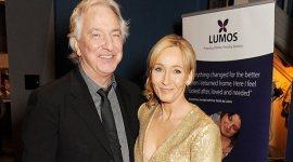 J.K. Rowling se pronuncia sobre la muerte de Alan Rickman