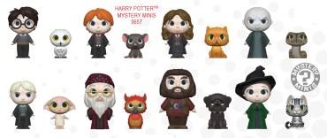 Las nuevas figuras Funko de Harry Potter