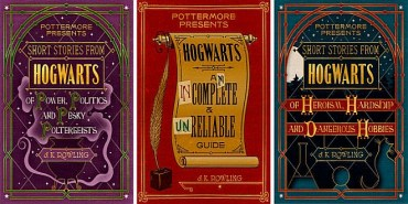 J.K. Rowling publicará 3 nuevos libros sobre Hogwarts en septiembre