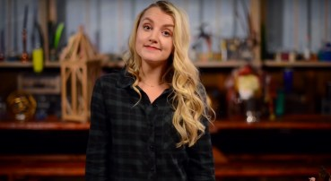 Video: Evanna Lynch te enseña a preparar recetas veganas de Harry Potter