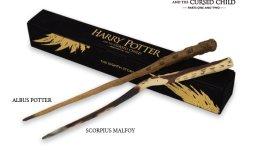¡Ponen a la venta las varitas de Albus Potter y Scorpius Malfoy!