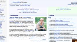 'J.K. Rowling', Artículo Destacado de Hoy en 'Wikipedia'