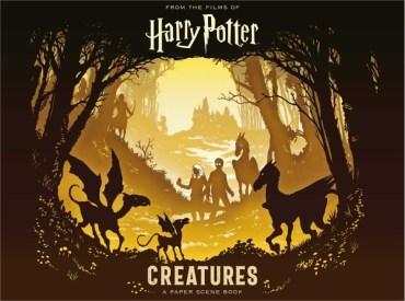 Portadas de los nuevos libros asociados a las sagas de Harry Potter y Animales Fantásticos