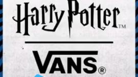 Harry Potter Vans muy pronto