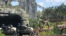 Hagrid's Magical Creatures Motorbike Adventure: nuevo video y fotos de esta increíble atracción