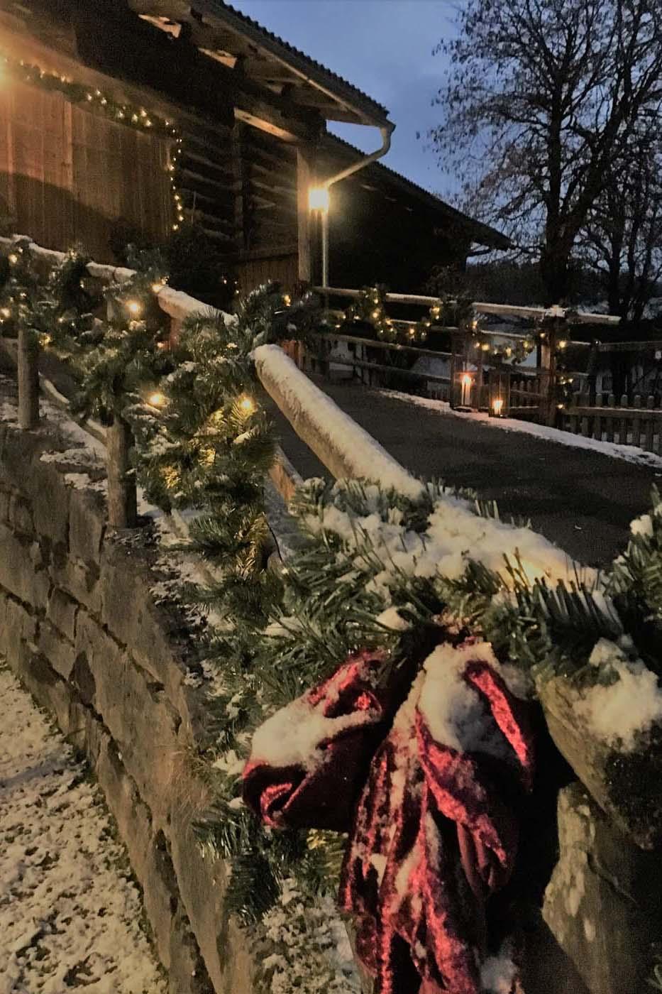 Weihnachtsbesinnlichkeit in Altenmarkt