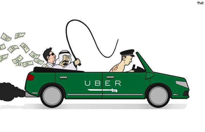 uber Czy Uber jest bezpieczny?