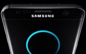 Galaxy S8: scanner dell'iride e sensore di impronte sul retro?