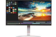 LG monitor 4K HDR ecco il nuovo modello in arrivo al CES 2017