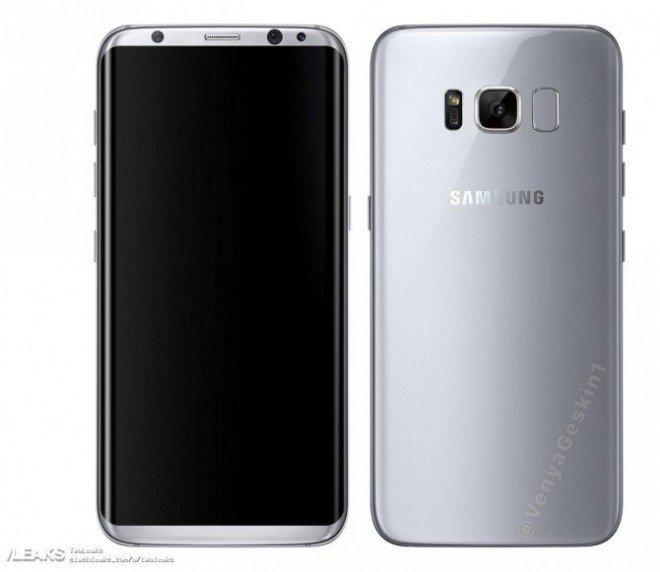 News Galaxy S8