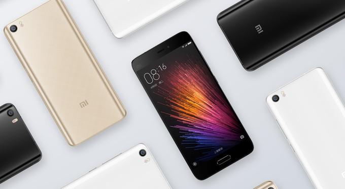 Xiaomi Mi 6 - tre le versioni previste al momento del lancio