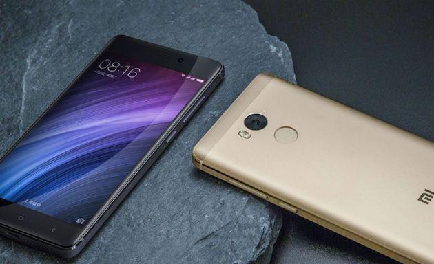 Gearbest presenta lo Xiaomi Redmi 4 ROM Global a 150 euro