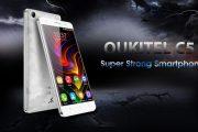 Oukitel C5: arriva il nuovo smartphone Android Nougat in versione 3G