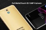 OUKITEL U16 Max: nuovissimo smartphone Android in alluminio aeronautico