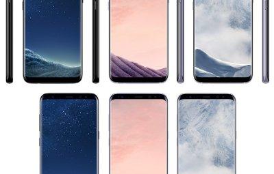 Immagini Galaxy S8
