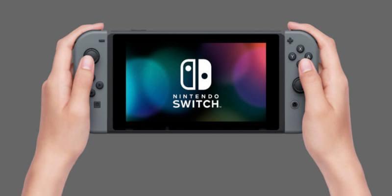 Aggiornamento Nintendo Switch