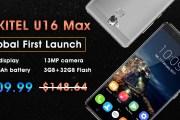 OUKITEL U16 Max, al via il lancio ufficiale globale!