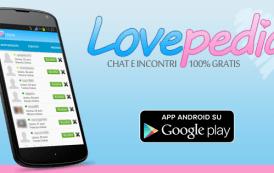 Lovepedia: una garanzia di chat e incontri gratis, opinioni e guida al riguardo