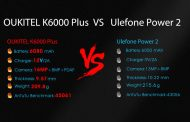 Oukitel K6000 Plus VS Ulefone Power 2: chi vince la sfida?
