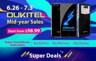 Oukitel, al via le super offerte per i migliori battery phone Android