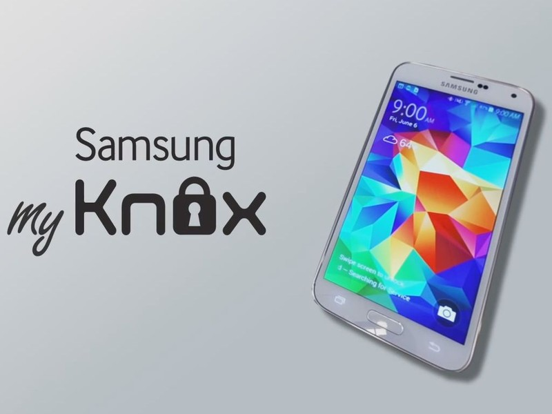 Samsung My Knox, il sistema di sicurezza Android verrà sostituito da Secure Folder