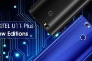 OUKITEL U11 Plus: in arrivo le colorazioni Sapphire Blue e Brilliant Black
