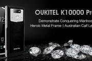 Oukitel K10000 Pro: autonomia superiore e grande robustezza per il nuovo smartphone Android