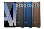 Huawei Mate 10 Pro sarà cosi, parola di Evleaks!