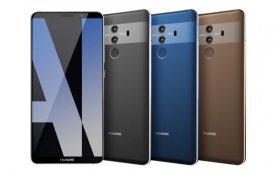 Huawei Mate 10 Pro si aggiorna in Italia