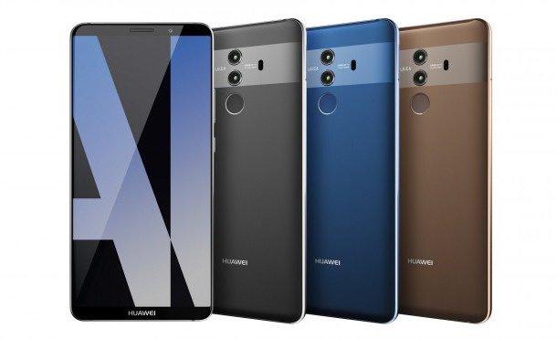 Huawei Mate 10 Pro in Europa costerà quanto uno stipendio - clamoroso -