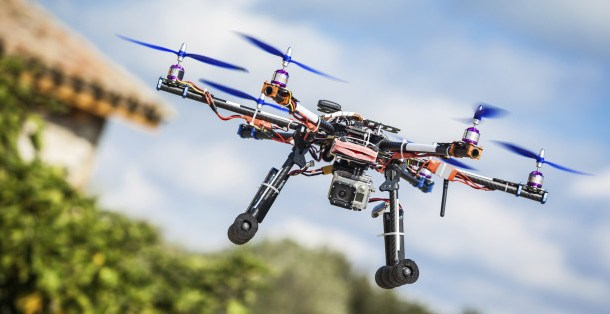 Gli usi più strani che si possono fare dei droni