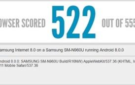 Samsung Galaxy Note 9: rivelate alcune clamorose caratteristiche tecniche