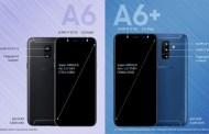 Galaxy A6 e A6+: arrivano i nuovi smartphone medio gamma di Samsung