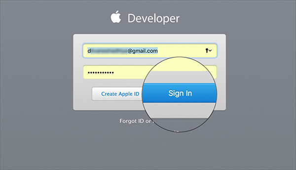 sign-in-with-developer-account-on-developer-web-page