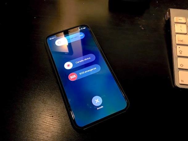 Come accendere e spegnere rapidamente iPhone X