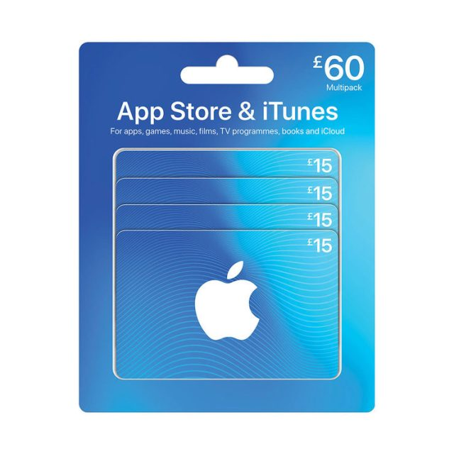 Carta di credito iTunes da iPhone