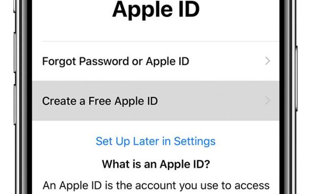 Come creare un ID Apple su Mac/PC