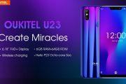 OUKITEL annuncia il suo flagship OUKITEL U23 con un design da far restare a bocca aperta chiunque