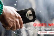 OUKITEL WP2 in un primo video Tear Down, iniziano le prevendite su Gearbest a $ 219,99