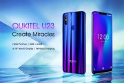 OUKITEL U23: ecco le caratteristiche complete del nuovo smartphone con Notch da 6.18 pollici