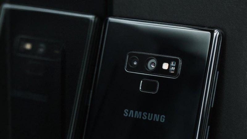 Come lanciare la fotocamera in un attimo su Samsung Galaxy Note 9