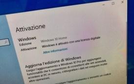Come vedere se Windows 10 è attivo dalle impostazioni