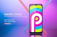 OUKITEL C15 Pro porterà al debutto la nuova CPU MediaTek MT6761 e avrà un notch a goccia