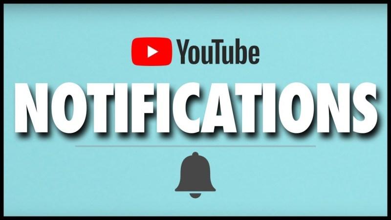 Come attivare le email di YouTube