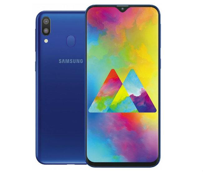 Come eseguire uno screenshot su Samsung Galaxy M20