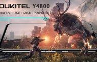 OUKITEL Y4800 si scontra con Redmi Note 7 in una serie di becnhmark