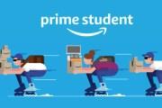 Amazon Prime Student: qualunque servizio Prime gratis per tre mesi per poi essere pagato a metà prezzo
