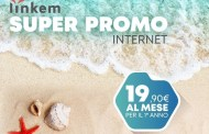 Passa a Linkem, con l'attivazione veloce avrai internet senza limiti e senza linea fissa a 19.90€ al mese per 12 mesi!