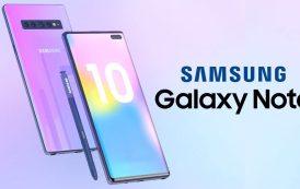 Samsung Galaxy Note 10 e Note 10+ si sono aggiornati: debuttano subito le patch di agosto 2020